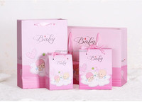 2015 newly design baby paper packing bag