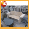 Outdoor stone and kids park bench park bench for garden