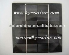 epoxy resin encapsulated solar cell panel 2W