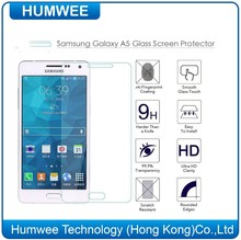 Ultra High Definition Invisible and Anti-Bubble Tempered Glass Crystal Shied for Samsung A5