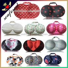 hotsale design sexy women bra bag,bra shaped bag for sale,travel eva bra case