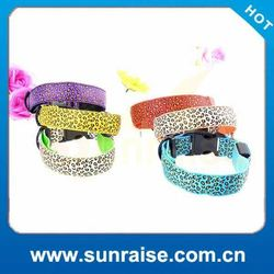 new design fashion best led dog collar and leash