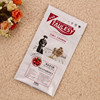 Customized printed plastic pet/dog resealed food bag packaging design