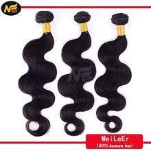 MLER wholesale no shedding brazilian hair colour chart