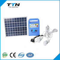 TTN 10W High-end Factory Price New Arrival Best Solar Electricity Generation