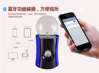 Wireless LED lighting bluetooth speakers for tablet pc