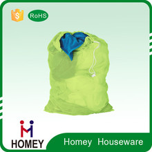 Most Popular Manufacture Fabric Nylon Mesh Laundry Bag