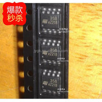 Brand new original LM358 LM358DT ST SMD package SOP8 dual op amp IC - XJDZ