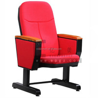 Cheap Seatings of Auditorium Room School Auditorium Seating with Desk for Sale