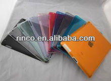 Transparent thin Hard Back Case for Apple iPad 2 3 4