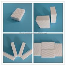 Branco comprimido cozinha cleaner melamine esponja