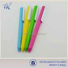 Candy Color Ball Pen Kawaii Ball Pen Simple Design Pen
