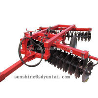 agricultural machinery tractor heavy disc harrow