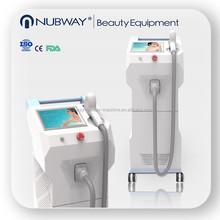 hot sale !! 2015 new laser diodo 808 nm for salon use with CE approval