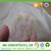 Hydrophilic agriculture black plastic film nonwoven filter fabric