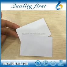 Printable Ntag216 White NFC Card Blank Card