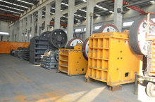 2015 mining equipment PE/PEX Series Jaw Crusher with high quality