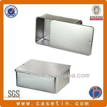 small storage tin/tin box/soap box
