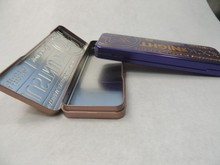 promotional tin box be used for packing promotional pen