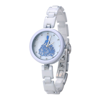 Sexy Ceramic Watch Beautiful Watch Gift for Ladies Brand New White Watch