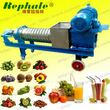 High Quality Double Screw Fruit Juice Extractor Machine with reasonable price