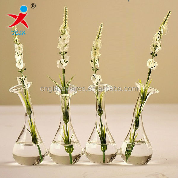 Decorative C... Decorative Clear Glass Vases