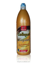 Krystal Collagen hair straightener cream