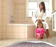 Used In The Bathroom SGS Certificate Underfloor Heating Systems