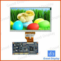 7.0 inch Digital lcd screen with a/d board