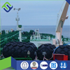 Inflatable Pneumatic Fender Natural Rubber Marine Fenders for protecting ships and docks with satisfied