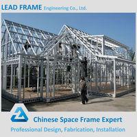 Prefabricated steel frame house design plans