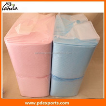 High Absorbent Disposable Under Pad/ adult diaper nonwoven bed sheet /Adult Nursing pad