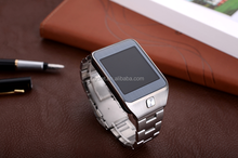 Bluetooth smart watch/bluetooth watch/wristwatch with MTK2502 chip for mobile phone