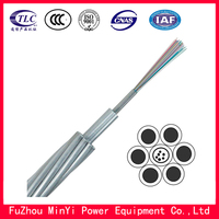Optical Fiber Composite Earth Wire OPGW Cable