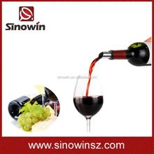 Eco- ambiente de plástico portátil pico vertedor de vino para