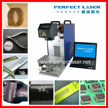 Stainless Steel/ Aluminum / ABS / Ring Fiber Laser Marking Machine