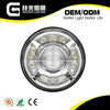 "2015 New arrival 5"" round auto headlight LED driving light"