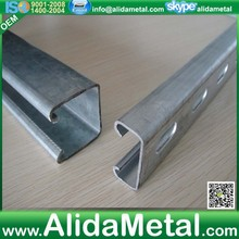 HDG small steel channel for ventilation system with (UL/IEC/CE/SGS)