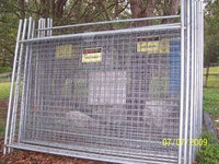Popular Type Temporary Metal Fence Panel Base(CE&ISO certificated, pro manufacturer)