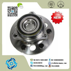 ISO TS wheel hub bearing unit AL-965 auto parts Front and rear axle wheel spindle bearing