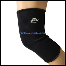 Medical knitting breathable elastic knee sleeve support