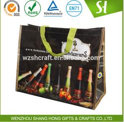 China cheap Super Volume Fanshional Eco Bag 100% non woven pp tote bags