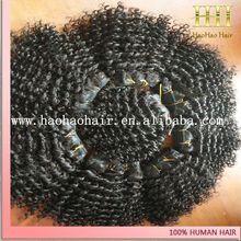 Large Stocks! Wholesale Price Hot Sale Unprocessed jerry curl brasilian hair