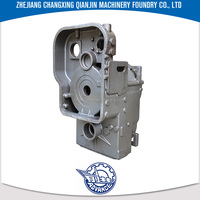 Best price China manufacture ZL40 transmissions cast iron foundry motor