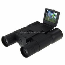 2.0 inch LCD Screen Telescope Binocular Digital Camera(Black)