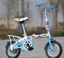 new style popular new model China Latest Design folding bike kids bike on sale