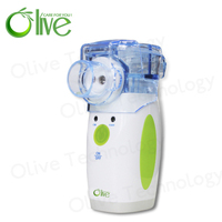 Animal character nebulizer for children with mesh technology
