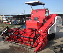 Rice/wheat/corn mini combine harvester machine