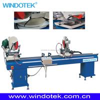 PVC Window Glazing Bead Cutting Saw/machine for making window ang door