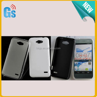 Matte Pudding Skin Soft TPU Cover For ZTE Blade Apex 2 Case For Orange Hi 4G